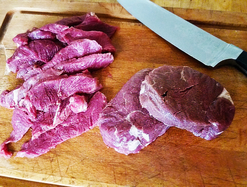 Filet Mignon cut