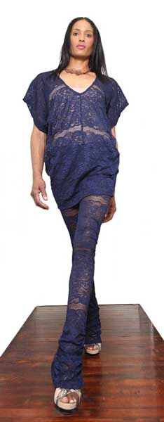 Navy-blue-lace-tunic-and-leggings